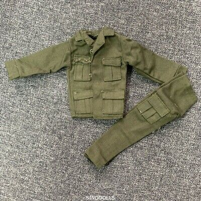 21st Century Toys WWII USA US Wars The Ultimate Soldier Dress Topcoat 1:6