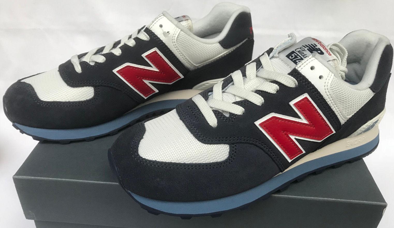 be759f61fcf8 New Balance 574 Core Plus Classic ML574ESC Retro Chili Running Running  Running Shoes Men s 10.5 88b856