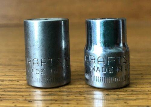 """G Series SOCKET 3//8/"""" DR 6 PT 43544 12mm or 43542 10mm CRAFTSMAN"""
