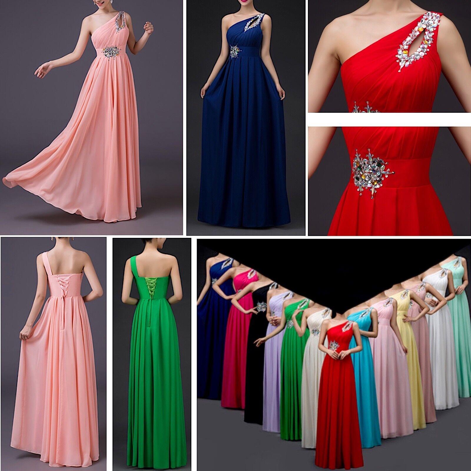 Vestito Lungo Cerimonia Damigella Sposa Bridesmaid Maxi Party Dress  NCE004  Tu satisfacción es nuestro objetivo