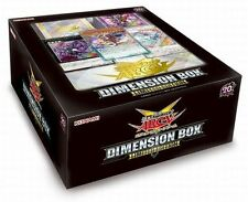 Japanese yugioh 2016 DIMENSION BOX LIMITED EDITION 20th ANNIVERSRY F/S