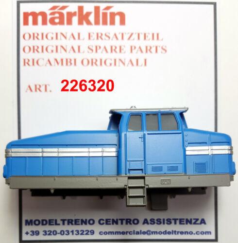 LOKAUFBAU 3078 MARKLIN  22632-226320    MANTELLO LOCO