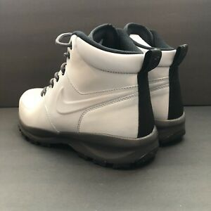 Nike Manoa Leather Mens Boots Wolf Grey