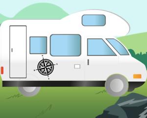 2x-Compass-Caravan-Graphics-Kit-navigation-auto-sleeper-sticker-decals