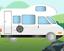 2x-Compass-Caravan-Graphics-Kit-navigation-auto-sleeper-sticker-decals thumbnail 1
