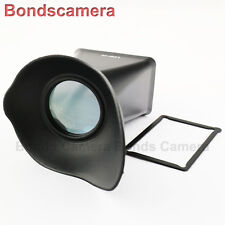 3 inch 2.8x LCD Screen Viewfinder Extender Hood for Sony NEX-5 NEX-3 NEX C3 5N