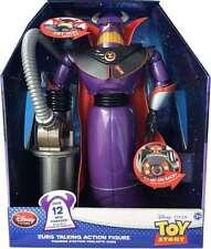 Disney Store Emperor Zurg Talking Action Figure 15'' Toy Story 14 Phrases NIB