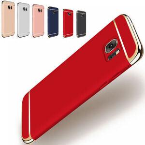 bd9e1f6265c For Samsung Galaxy S6 Edge Plus S8 + J7v Thin Eletroplate Shockproof ...