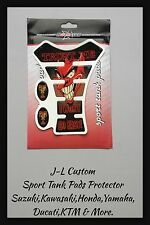 Motorcycle Gas Tank Pad Protector,  TRUST ME I WONT GO FAST!!!!!!!! All Bikes!!!