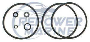 Cavidad-Delphi-Filtro-De-Combustible-Juego-de-juntas-para-Volvo-Penta-Diesel