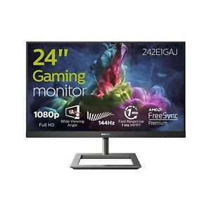 "Philips E línea 23.8"" Full HD 242E1GAJ/00 Monitor"