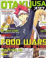 Otaku Usa December 2016 Anime Manga Gaming J-pop Cosplay