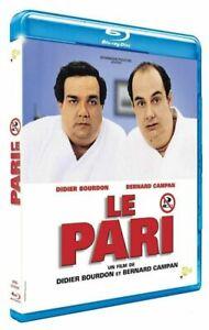 Blu Ray : Le pari - Bourdon / Campan - NEUF