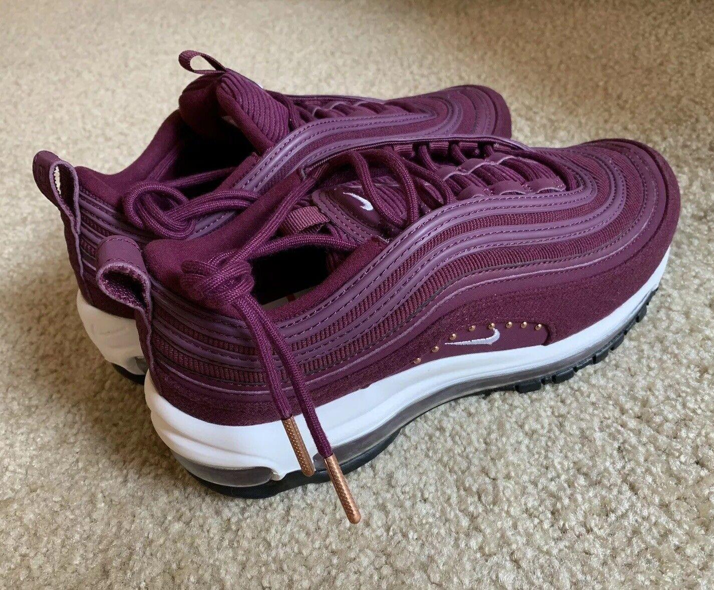 "Brand New Women's Nike Air Max Max Max 97 SE ""Purple"