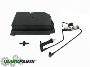 94 01 Dodge Ram Cruise Control Vacuum Reservoir Valve Amp Harness Kit New Mopar Ebay