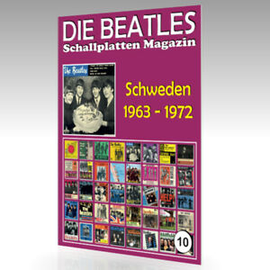 Los-Beatles-discos-revista-n-10-suecia-1963-1972-Guide