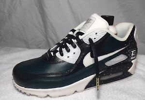 256684cf10f1 Image is loading nike-air-max-90-custom-Eagles