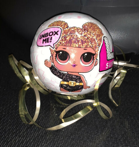LOL Surprise DOLL Authentic Glitter Series 3 L.O.L Big Sisters 1 BALL 7 Layers
