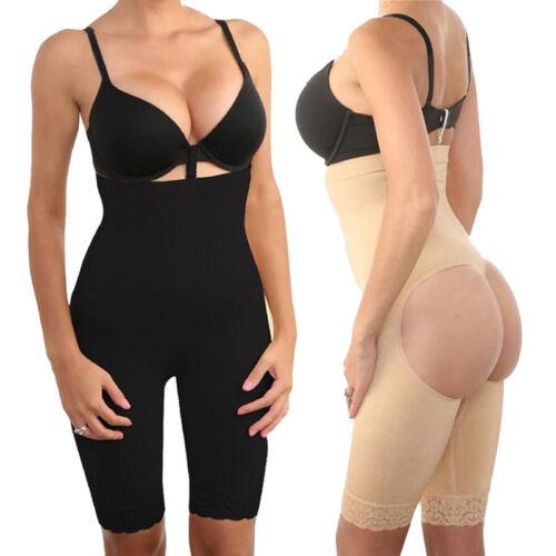 Full Body Shaper Women Bum Buttocks Butt Booty Lifter High Waist Panty Underwear