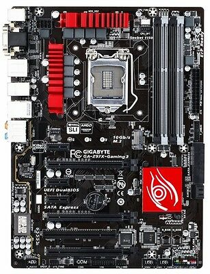 Gigabyte GA-Z97X-Gaming 3 ATX LGA1150 Motherboard
