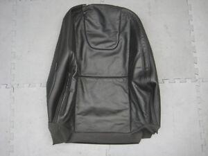 GENUINE-VOLVO-XC60-V60-S60-FRONT-RH-SEAT-BACK-BLACK-LEATHER-UPHOLSTERY-6815725