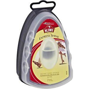 KIWI-NEUTRAL-Express-Shine-Instant-Sponge-Polish-7ml-Any-Color-Leather-Shoe