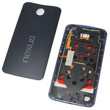 OEM Housing Battery Frame Back Door Cover Case For Motorola MOTO Google Nexus 6