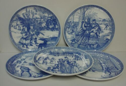 Spode  BLUE ROOM VICTORIAN CHRISTMAS Annual Plate  CHOICE  More Years Available