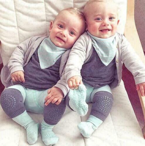 Baby Kleinkind Knieschoner für das erste Krabbeln und Laufen,TOP