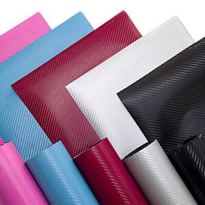 Matte Vinyl Wrap Air//Bubble Free //// BLACK 1520x300mm //// Matt Adhesive Film Stick