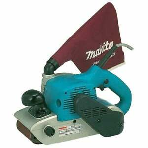 Makita 9403 Belt Sander 100mm x 610mm 110v 16amp yellow plug