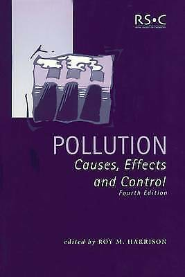 1 of 1 - Pollution: Causes, Effects and Control