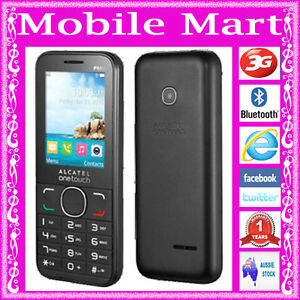 UNLOCKED-ALCATEL-2045X-20-45-3G-BLUETOOTH-BIG-BUTTON-MOBILE-FM-FACEBOOK-TWITTER