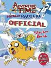 Adventure Time: The Totally Radical Official Sticker Book by Penguin Books Ltd (Paperback, 2014)