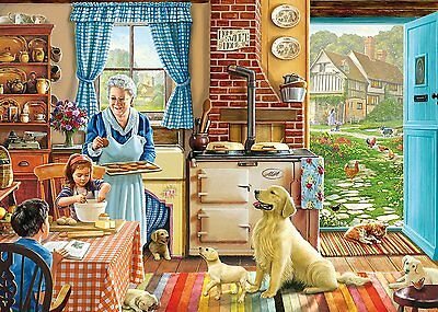 Gibsons Home Sweet Home by Steve Crisp 1000 piece nostalgic jigsaw puzzle