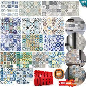 20-24Pcs-Moroccan-Self-adhesive-Tile-Wall-Floor-Sticker-Bathroom-Kitchen-Decor