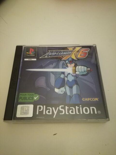 Mega Man X6 - Jeu PS1