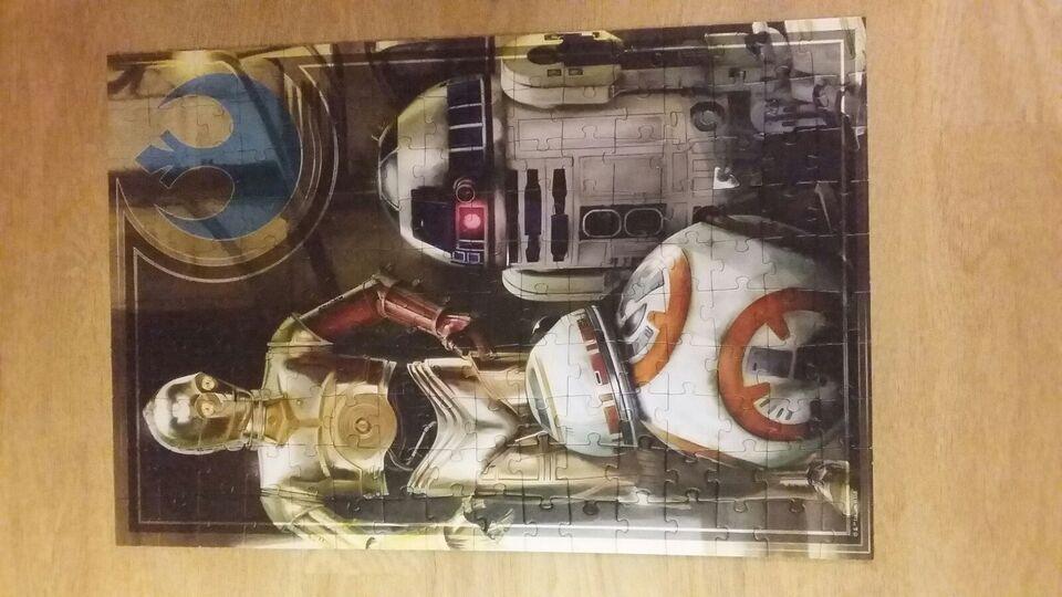 Star Wars, puslespil