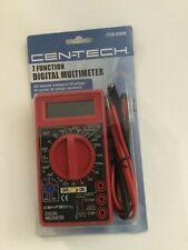 New Cen Tech 7 Function Digital Multimeter