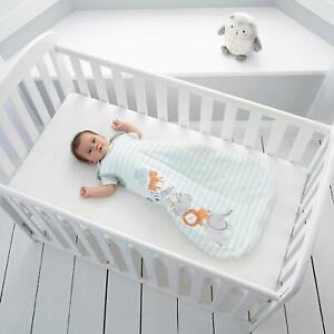 Sac de couchage à imprimé Jungle Stack de 1,0 tog pour bébé
