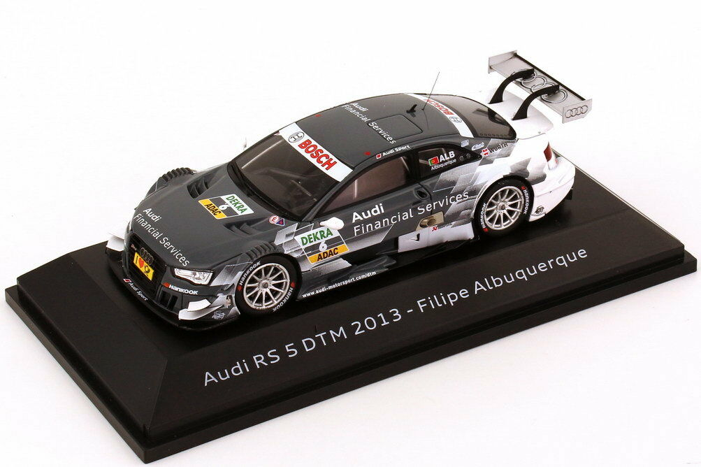1 43I rs 5 DTM 2013 rosberg Financial services Nº 6 Albuquerque-Dealer-Ed
