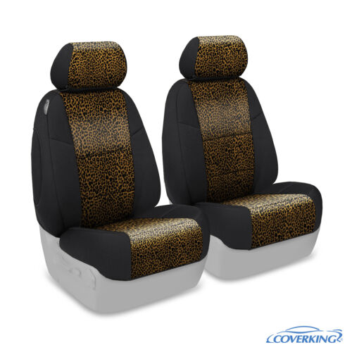 Coverking Neosupreme Front Custom Car Seat Cover For Chevy 2014 Silverado 1500