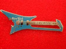 HRC Hard Rock Cafe Reykjavik Wall Guitar Series Howard Leese Kramer