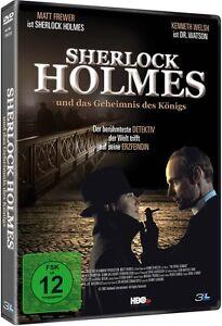 Sherlock-Holmes-und-das-Geheimnis-des-Koenigs-dvd-NEU-Skandal-in-Boehmen-deutsch