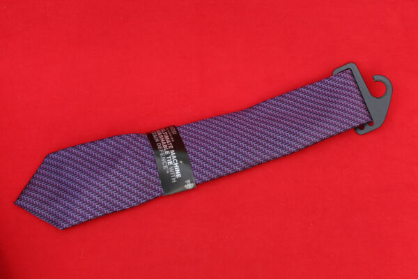 """& Marks Spencer Tailoring! Colorata """"macchia Difesa"""" Tie-nuovo Di Zecca!!! Fabbriche E Miniere"""