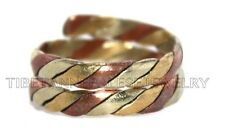 Yoga ring Healing ring Boho ring nepal ring Copper ring Tibet Ring RB58