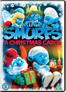 The-Smurfs-A-Christmas-Carol-DVD-2013-Troy-Quane-cert-U-NEW-Great-Value