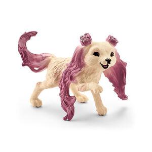 Schleich-70526-Feya-039-s-Rose-Puppy-Dog-Bayala-Mythical-Toy-Model-2016-NIP