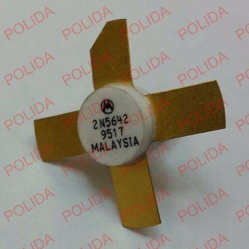 1PCS  RF//VHF//UHF Transistor MOTOROLA//ST MT-72 2N5642