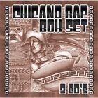 Chicano Rap Box Set [Box] [PA] by Various Artists (CD, 2012, 3 Discs, Thump Records)